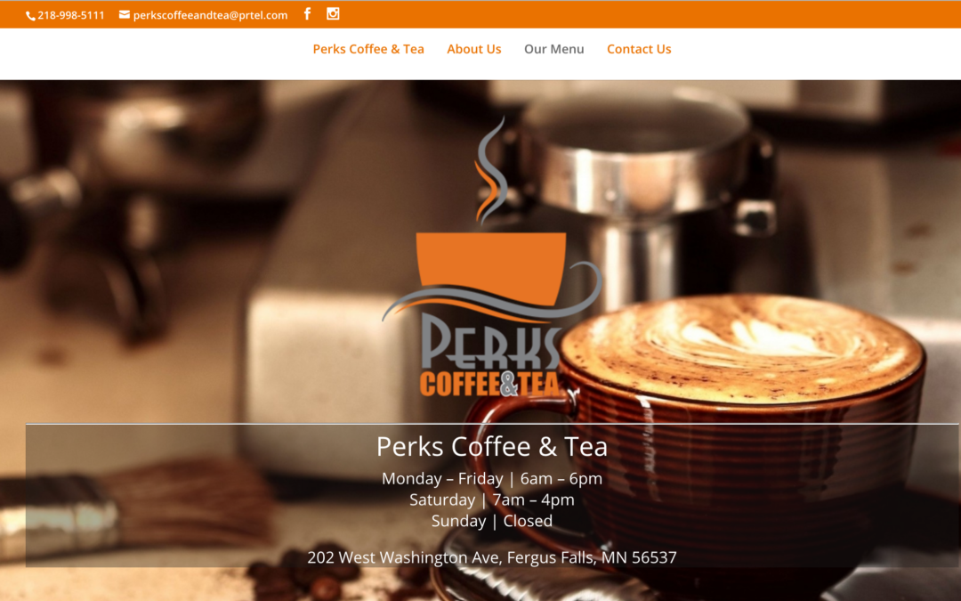 Perks Coffee & Tea